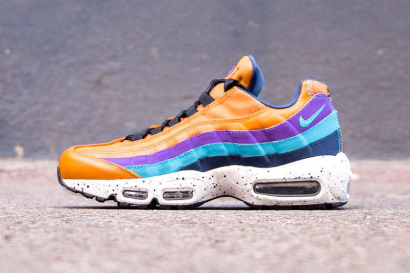 Nike Air Max 95 Premium Footwear Shoes Sneakers Swoosh