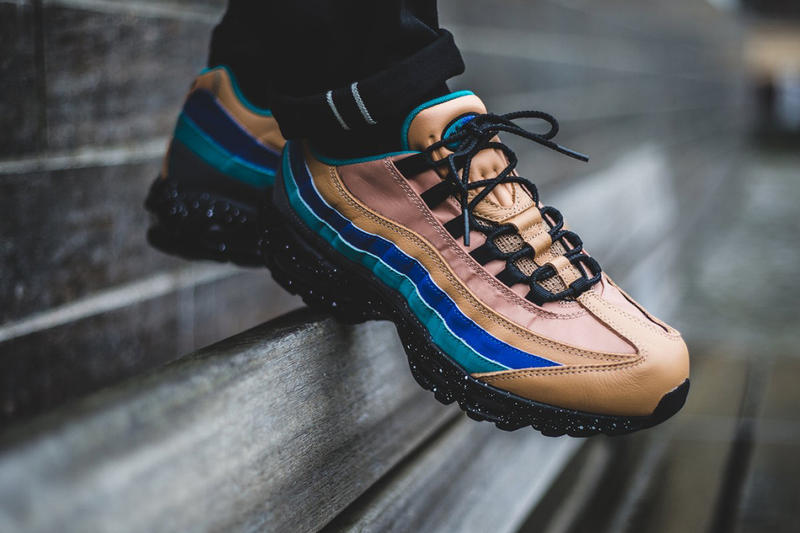 Nike Air Max 95 Premium Praline Colorway