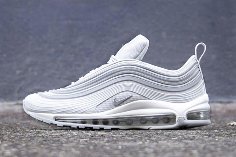 3fc4b8ab1e95 Nike Air Max 97  17 Pure Platinum Sneakers Footwear