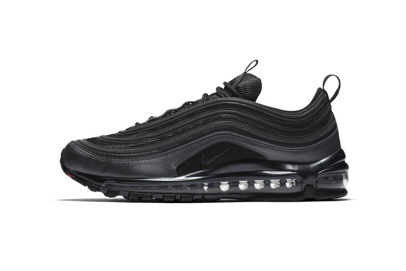 Nike Air Max 97 Black University Red 3M Reflective 2017 December Release Date Info Sneakers Shoes Footwear