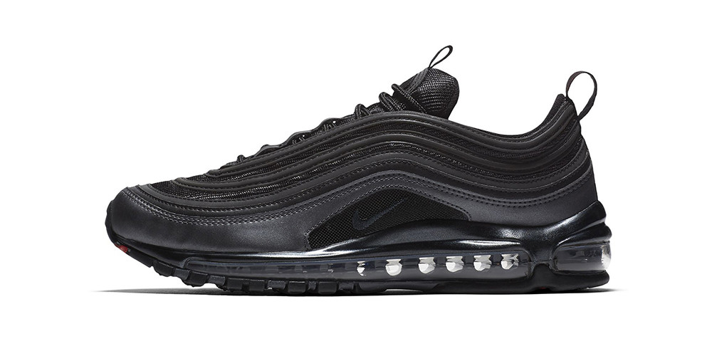 black 97s with red tick