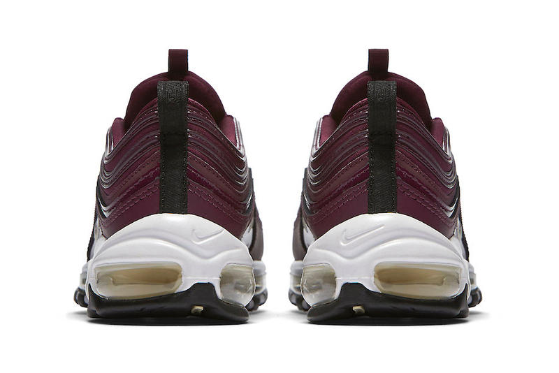 "Nike Air Max 97 ""Bordeaux"" Release Information Details Sneakers"