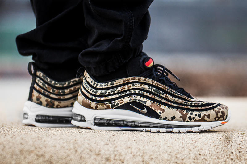 47dca16e1 Germany Nike Air Max 97 Country Camo 43Einhalb 2017 December 20 Release  Date Info Sneakers Shoes