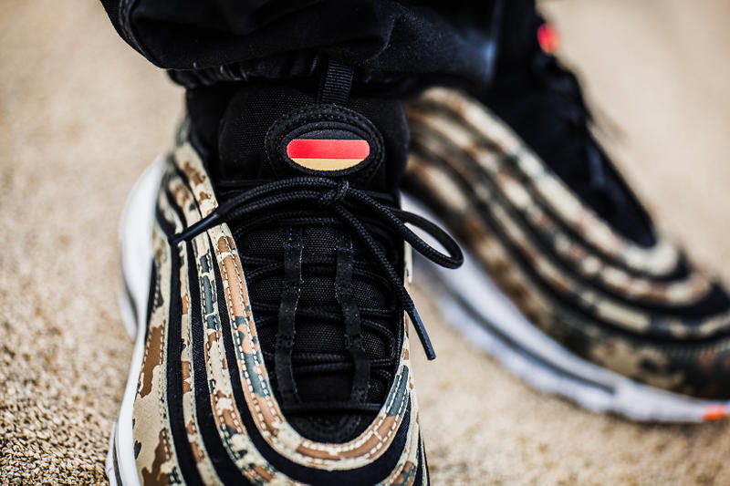 Germany Nike Air Max 97 Country Camo 43Einhalb 2017 December 20 Release Date Info Sneakers Shoes Footwear