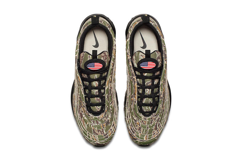 Nike Air Max 97 Country Camo USA Release Date Pack
