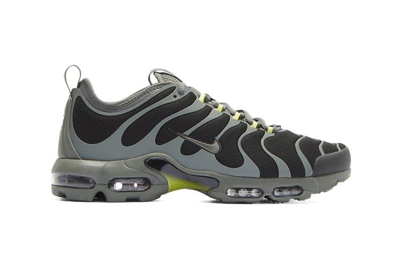 best website 3e43c 2c257 Nike Air Max Plus TN Ultra In Black & Grey | HYPEBEAST