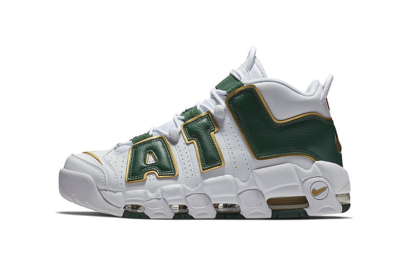 Nike Air More Uptempo NYC ATL New York City Atlanta 2017 December 20 Release Date Info Sneakers Shoes Footwear