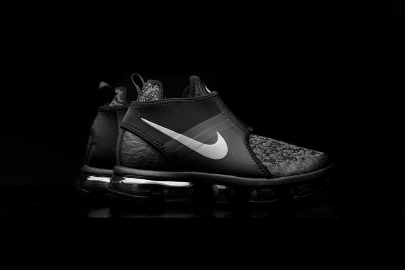 Nike Air VaporMax Chukka Slip Footwear Sneakers Shoes Release Date Info Drops December 20 2017