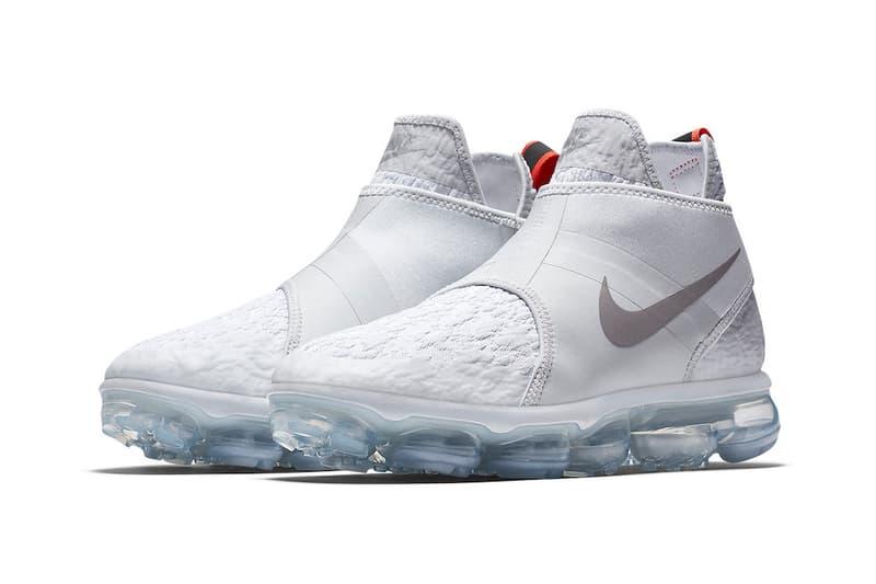 b3eb8a1d5ee4 Nike Air VaporMax Chukka Slip Surfaces in White