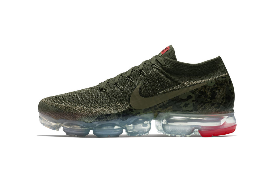 6384314c1e4 Nike Air VaporMax Olive Green