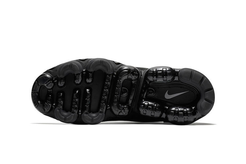 best website 0e35b 49d21 Nike Air VaporMax LTR Triple Black Release Date   HYPEBEAST