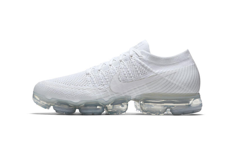 c611b633c2cae Nike Air VaporMax White Christmas 2017 December 23 Release Date Info  Sneakers Shoes Footwear