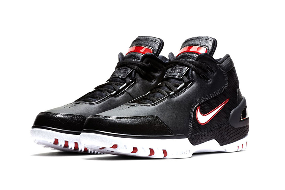 size 40 8774a 1ff34 LeBron s Nike Air Zoom Generation Makes Another Comeback This Month