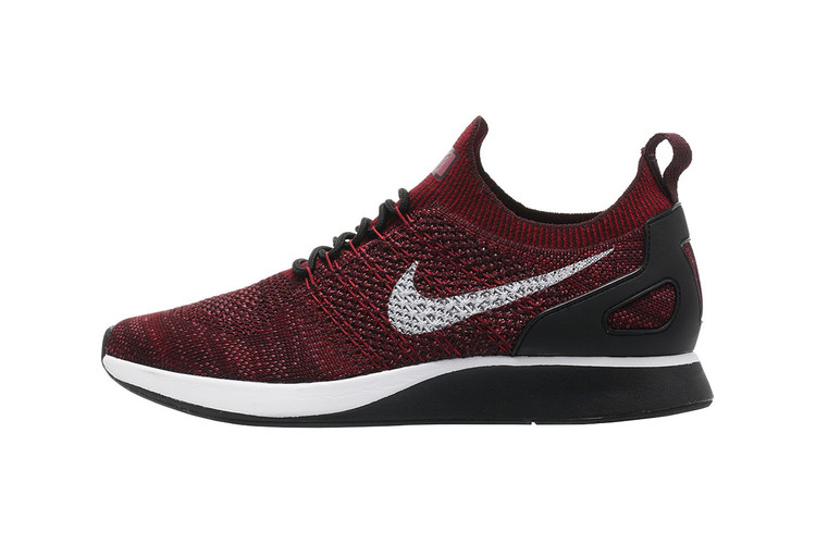 f1d1e05fb36272 Nike Revises Air Zoom Mariah Flyknit Racer With Deep Burgundy