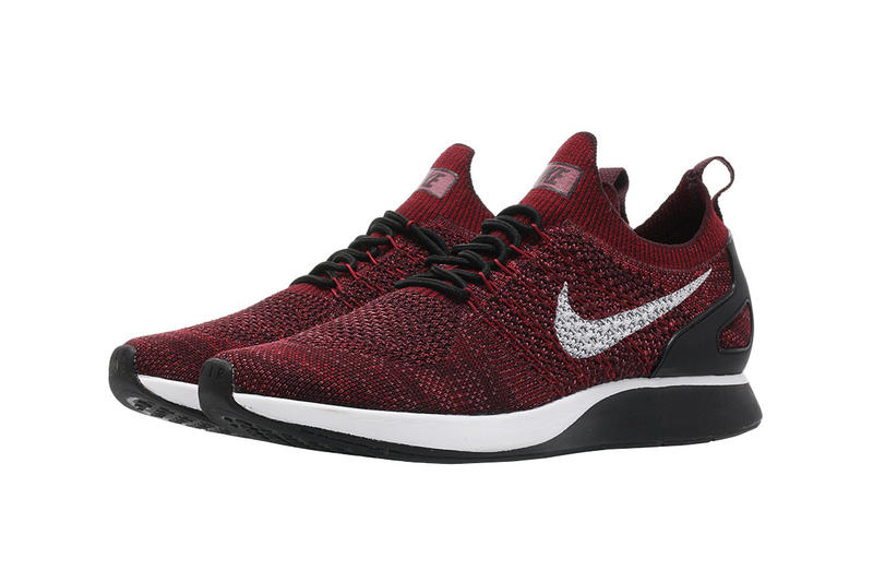e70349cddc9a5 Nike Air Zoom Mariah Flyknit Racer New Colorways Deep Burgundy Pure  Platinum Release Info Drops