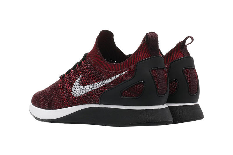 7bf2587071d1 Nike Air Zoom Mariah Flyknit Racer New Colorways Deep Burgundy Pure  Platinum Release Info Drops