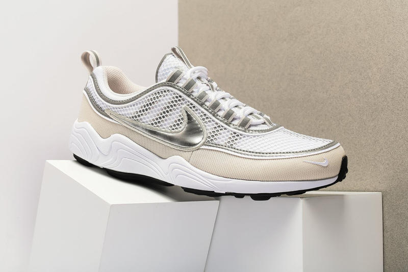 Nike Air Zoom Spiridon Cream 2017 December Release Date Info Sneakers Shoes Footwear Oneness