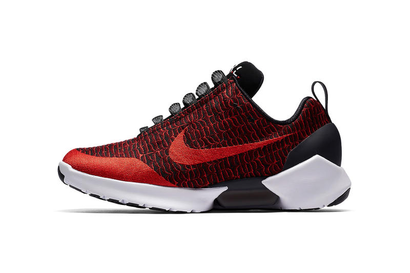 1e83d39953f Nike HyperAdapt 1 0 Habanero Red 2017 December 2018 January Release Date  Info Sneakers Shoes Footwear