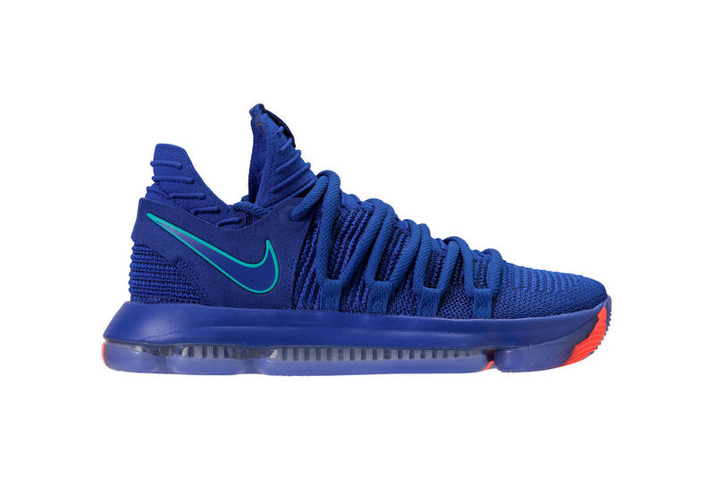 sports shoes ca867 f2406 KD s tenth shoe feels the blues. Nike KD 10 Chinatown Kevin Durant ...