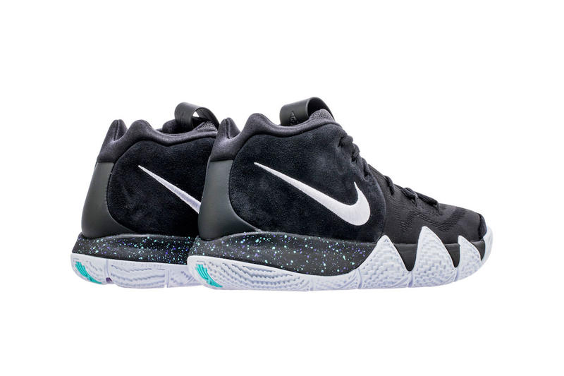 Nike Kyrie 4 Black White December 20 Release Date Kyrie Irving