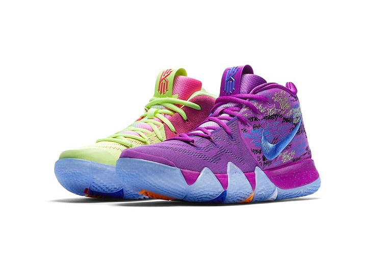 the best attitude 12b19 467db Nike Kyrie 4 Multi Color Edition | HYPEBEAST