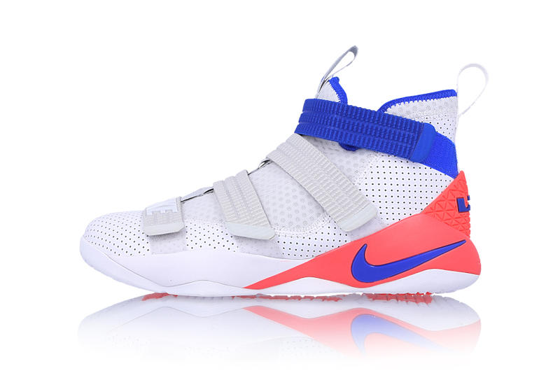 buy online f2aa9 8ac01 Nike LeBron Zoom Soldier 11 Ultramarine 2017 December Release Date Info Air  Max 180 Sneakers Shoes