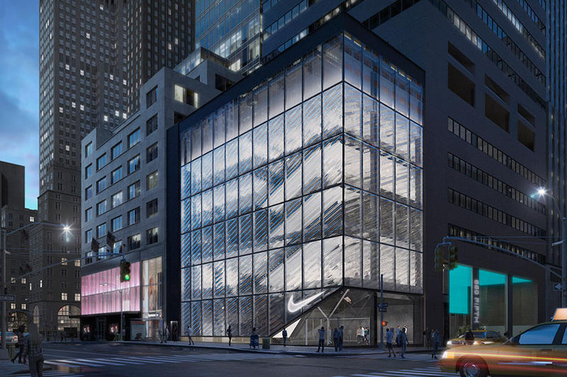 Nike Flagship Store New York City 2019 Opening Date