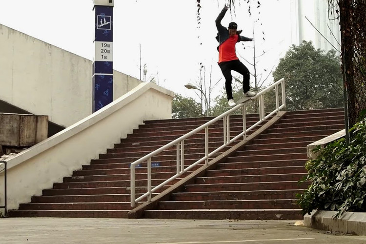 Luan Oliveira. Nike SB Showcases the Year s Best Skating In