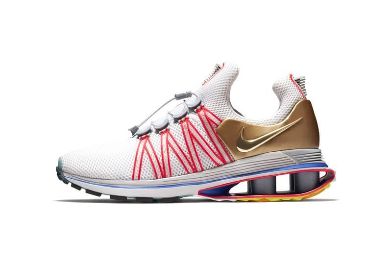 Nike Shox Gravity 2018 Release Date Info Sneakers Shoes Footwear