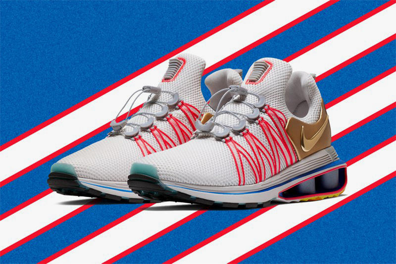 Nike Shox Gravity Foot Locker Sneakeasy Pop Up Shop New York City Wall Street Release Date Info Drop