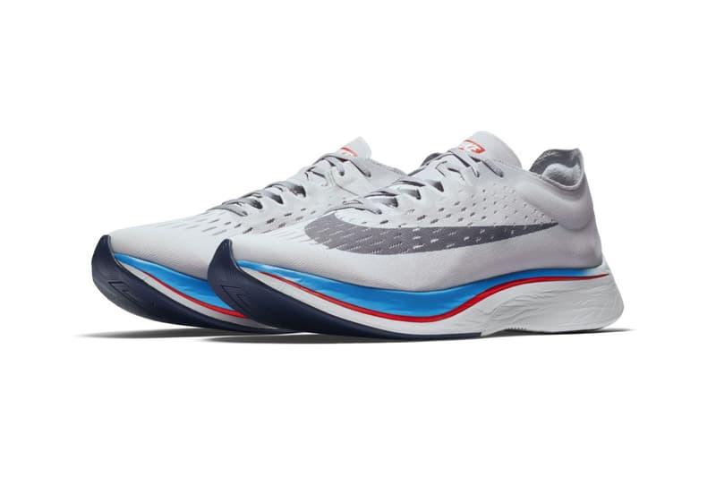Nike Zoom HyperFly 4% Grey Drop Release Date Info 2018 Sneaker Shoe