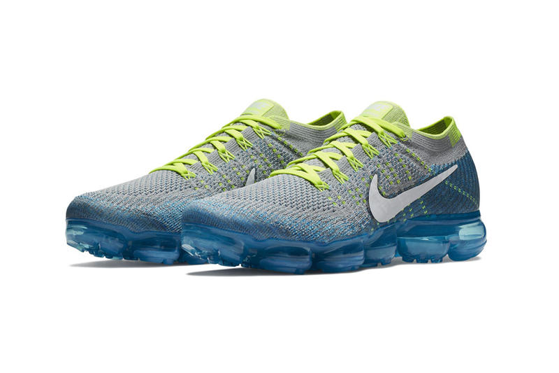 9d195e3bed Nike's Air VaporMax 'Sprite' Gets a Release Date Flyknit Sneakers Holiday  Shopping Sale