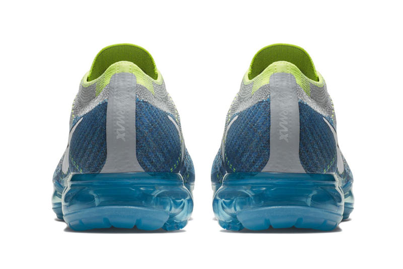 Nike's Air VaporMax 'Sprite' Gets a Release Date Flyknit Sneakers Holiday Shopping Sale