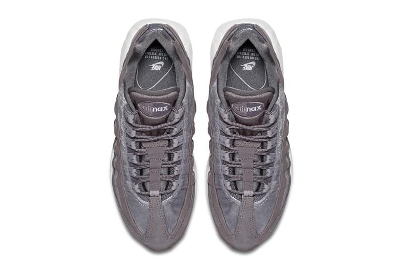 Nike Reworks Air Max 95 in 'Gunsmoke'