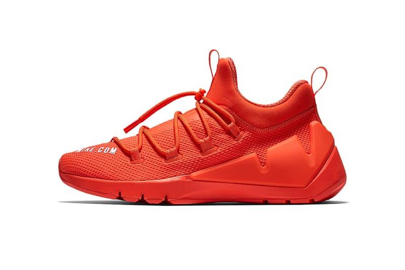 Nike Zoom Grade Nike com Store Orange 2017 December Release Date Info Sneakers Shoes Footwear