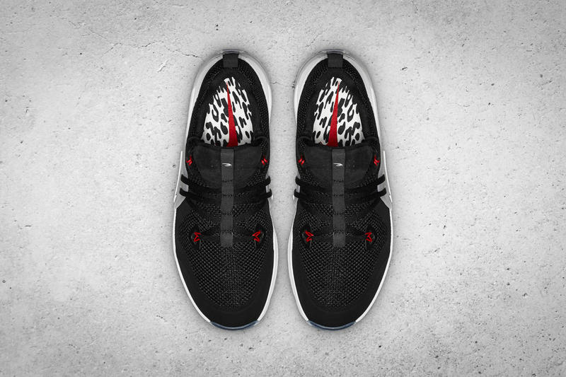 Nike Zoom Train Command RW Russell Wilson Black White Red 2017 December 14 Release Date Info Sneakers Shoes Footwear