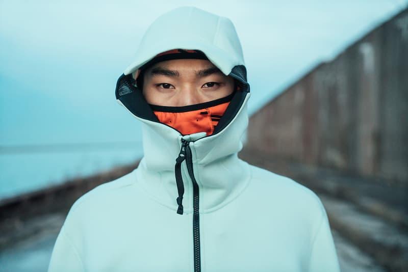 NikeLab ACG Winter 2017 Editorial Notre