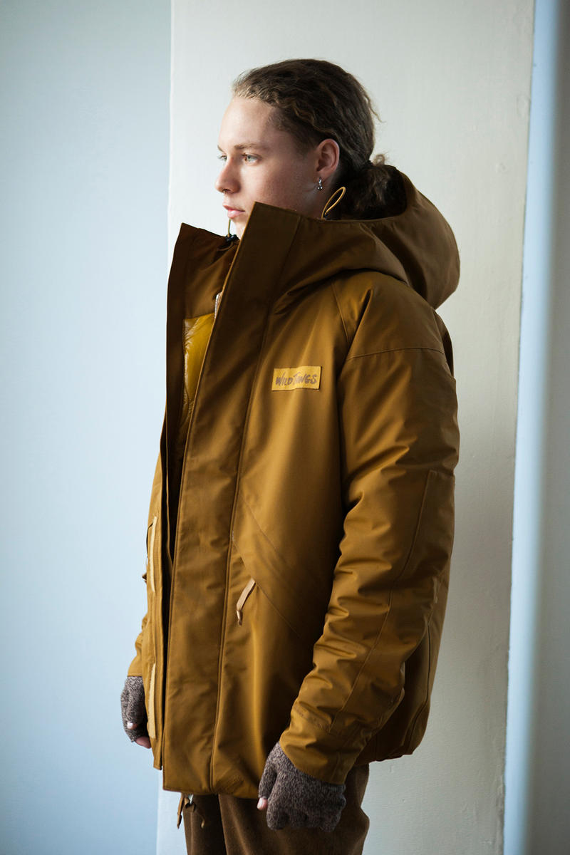 nonnative WILD THINGS Denali Jacket Technical Outerwear