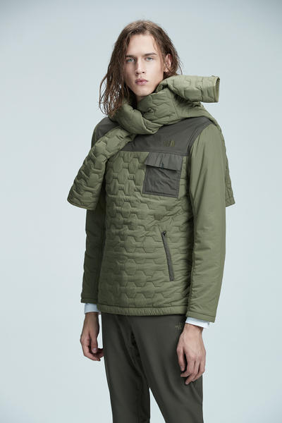 The North Face Fall/Winter 2017 Final Drop Collection Nuptse Jacket Tri-Climate