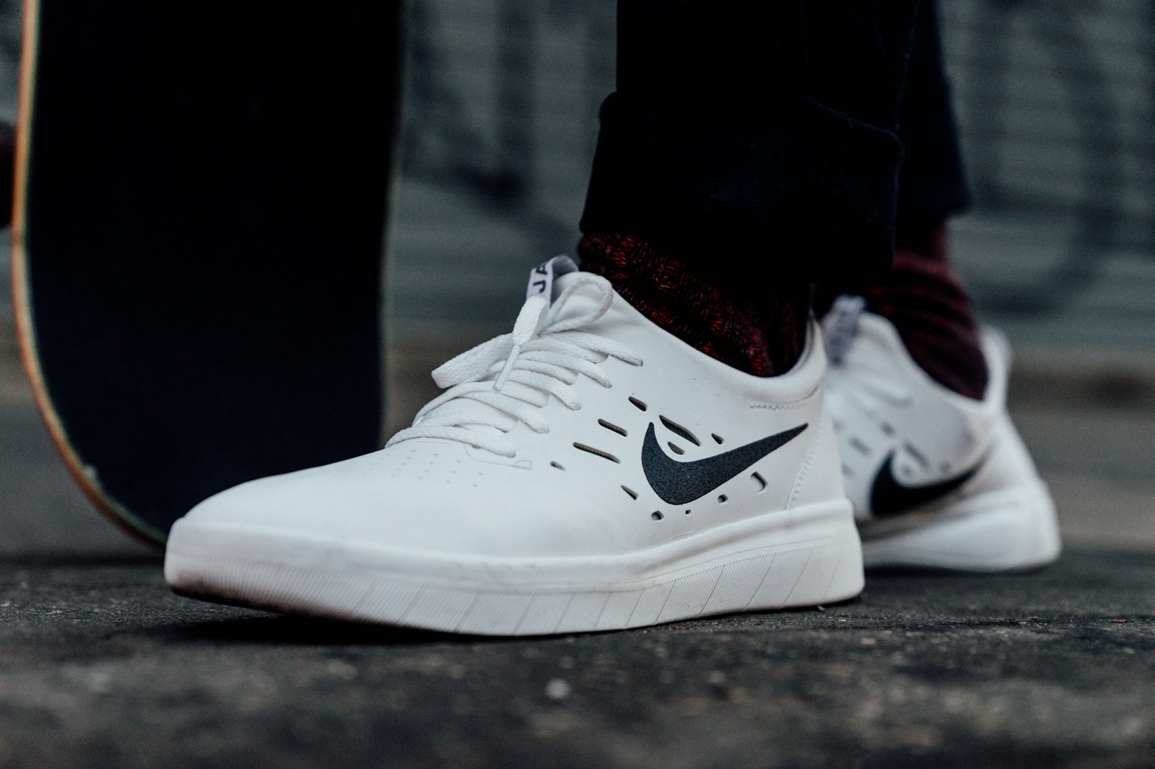 Nyjah Huston Nike SB Nyjah Free Closer