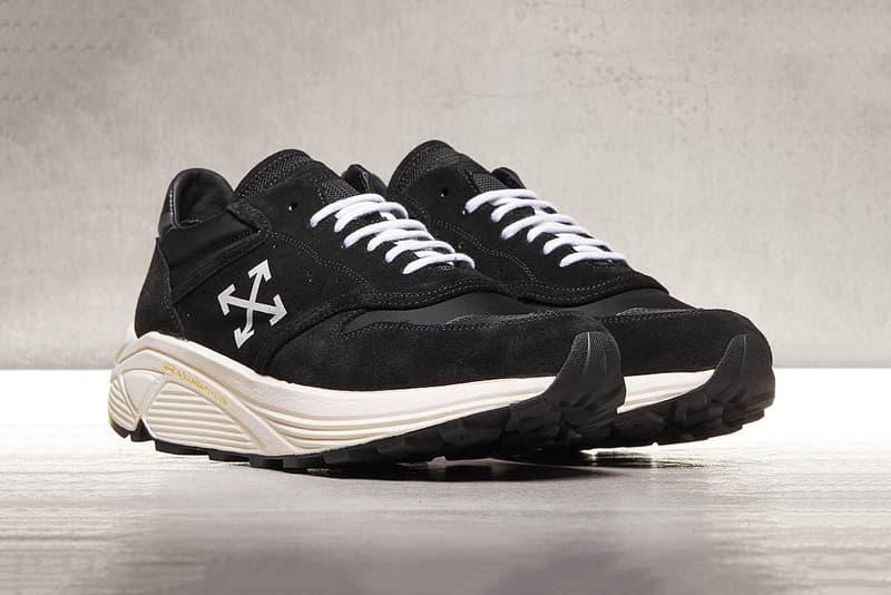 "Virgil Abloh Off-White 7Liverpool Chunky Vibram Sole Sneaker ""Arrow"""