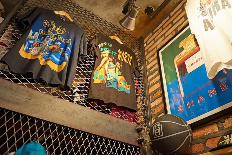 Okasian Pop-Up Store Dum Dum Vintage Seoul Korea Comme Des Garcons Undercover BAPE The Soloist Wacko Maria Hysteric Glamour Prada Fendi MCM Saint Laurent Versace