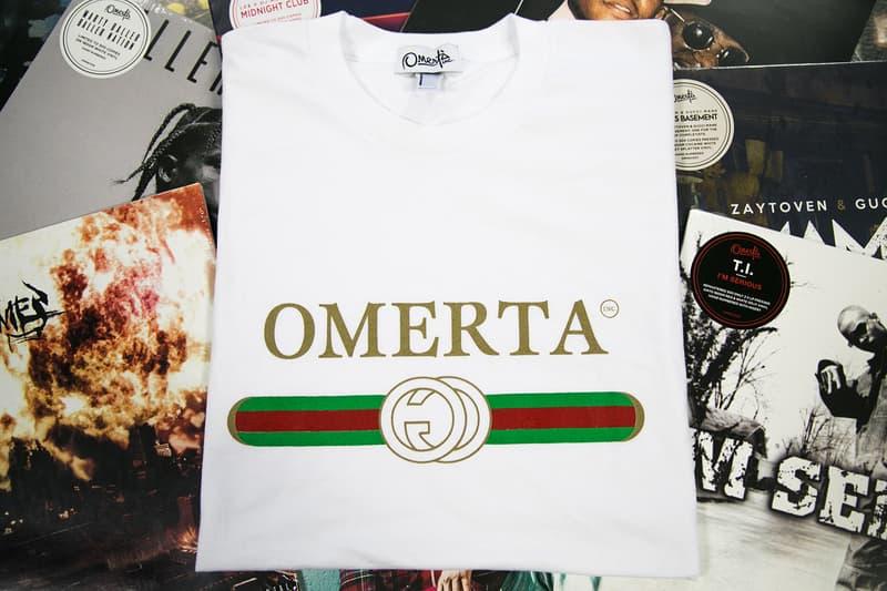 Omertà Inc  Puts Hip-Hop Mixtapes on Vinyl | HYPEBEAST