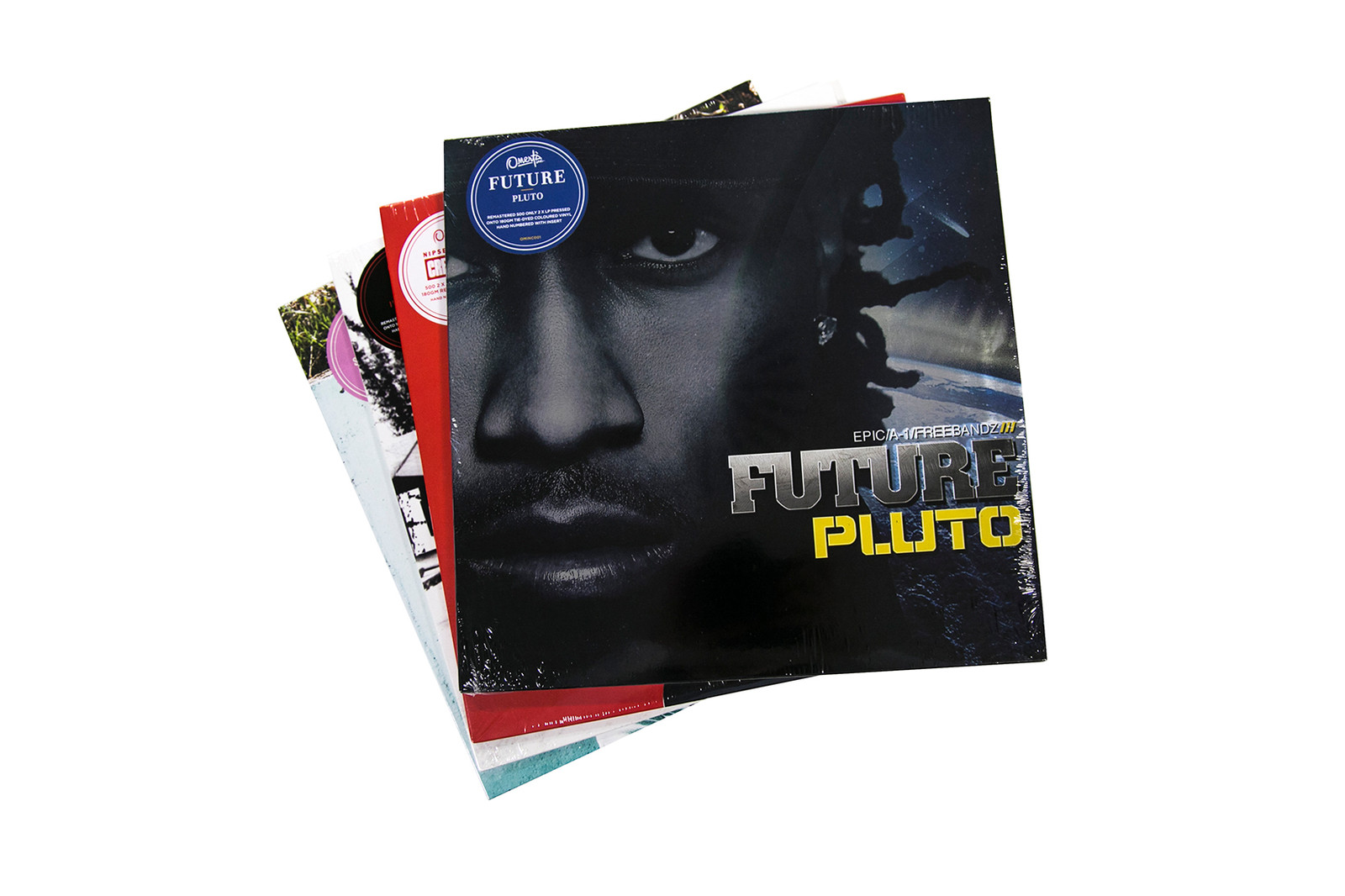 Omertà Inc. Hip Hop Mixtapes Vinyl Gucci Mane Cousin Stizz Future Kendrick Lamar Outkast Big Daddy Kane Thouxan