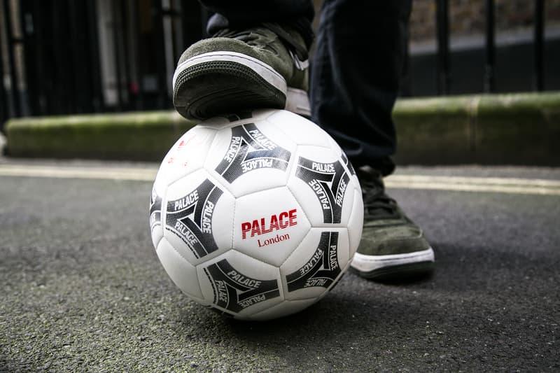 Palace Adidas palace skateboards London street style streetsnaps football tango ultimo