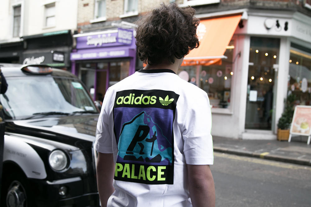 Palace Adidas palace skateboards London street style streetsnaps football tango ultimo