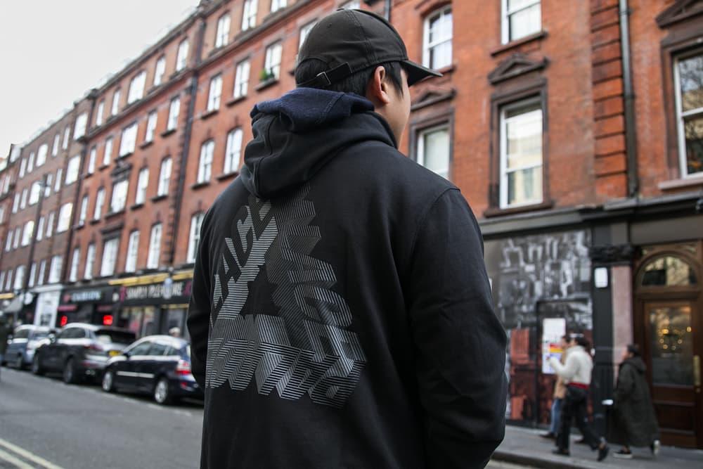 "Palace ""Ultimo"" Winter 2017 Drop 2 London Style Streetstyle Streetsnaps"