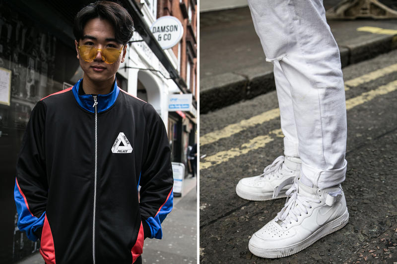 "Palace ""Ultimo"" Winter 2017 Drop 2 London Style Streetstyle Streetsnaps"