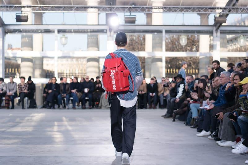 Paris Fashion Week Mens Fall Winter 2018 Schedule