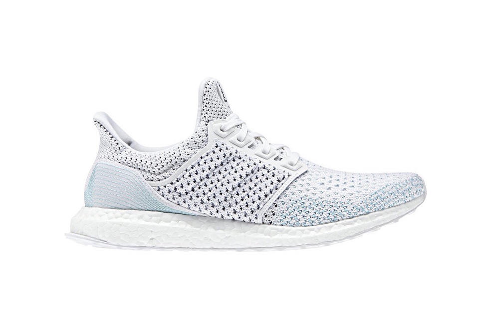 Parley adidas UltraBOOST Clima White 2018 Release Date Info Ultra BOOST for the Oceans Sneakers Shoes Footwear